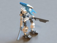 3d model vahki bionicle