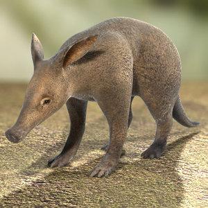 3d max aardvark base normal