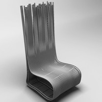 3d max exotic chair