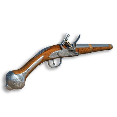 lightwave flintlock pistol flintlockpistol