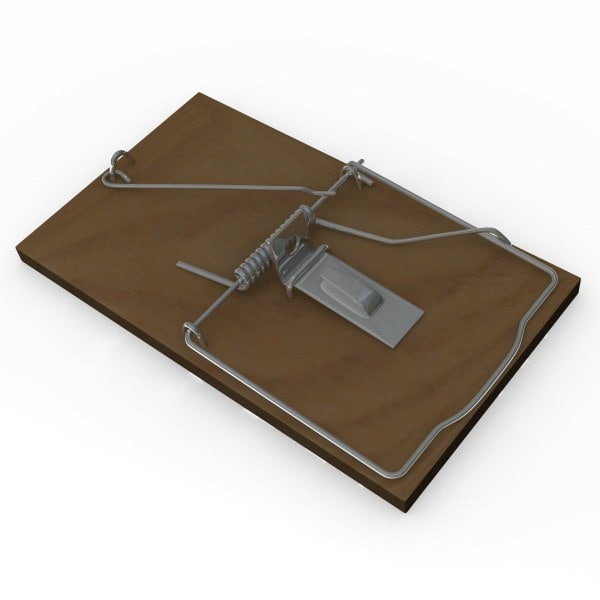 mouse trap 3d 3ds