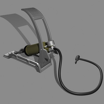 pump bicycle max