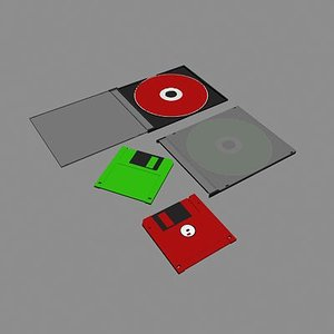 floppy cd case max
