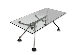 nomos desk norman foster max
