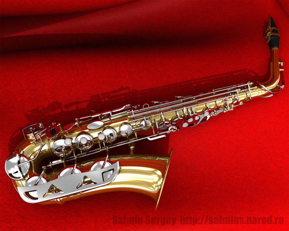 ma saxofone conn