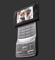lg phone 3d model
