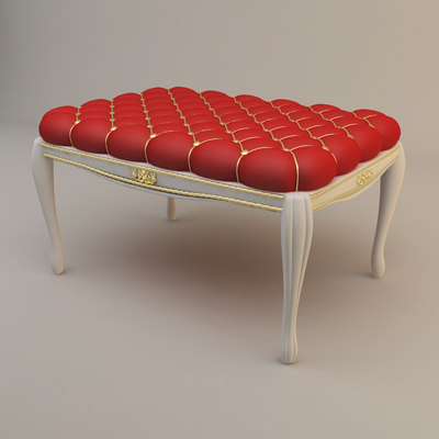 poof stool chair max