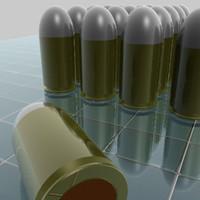 9mm bullet max