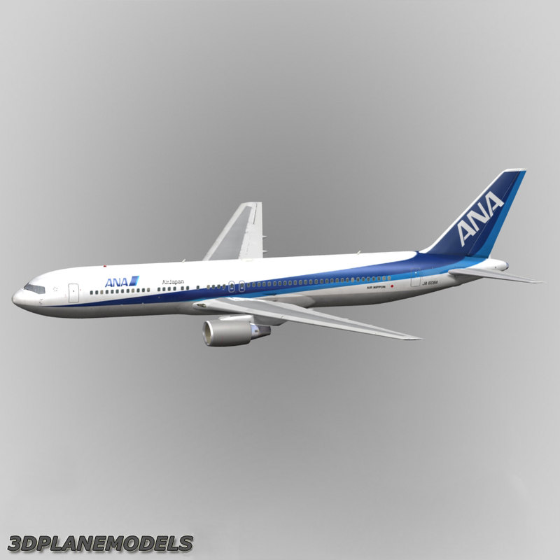 b767-300 ana 767-300 767 max