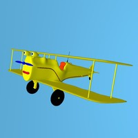 plane 3d ma