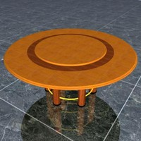 3ds max conference table