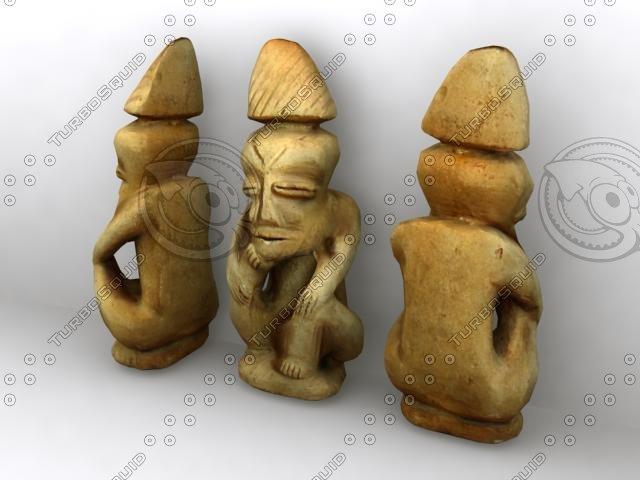 statue idol max
