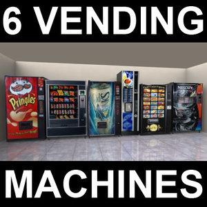 3ds vending machines