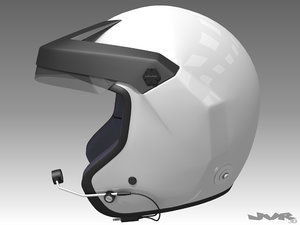 rally helmet max