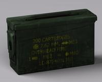 30 cal. Ammo Box