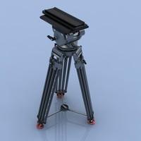 SACHTLER Film Camera Tripod