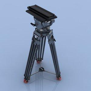 3ds max professional sachtler film camera