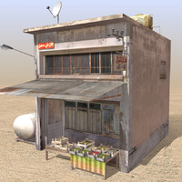 c4d arab store shops