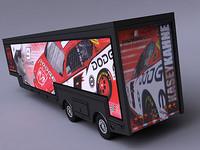 3d truck hauler dodge 9