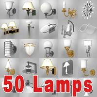 50 Wall lamps01.zip