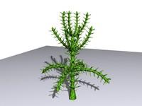 3ds max plant desert