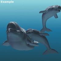 maya beluga hi-poly