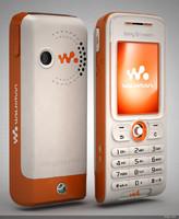 maya sony ericsson w200i cellular