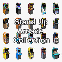 Arcade Stand Up Collection
