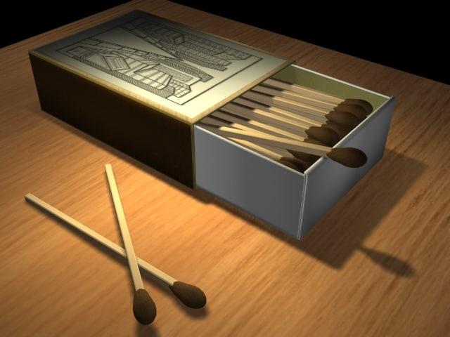 3d x match box