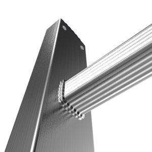 3d max ladder 3m square rungs