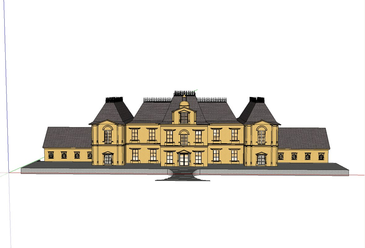 3ds stately home