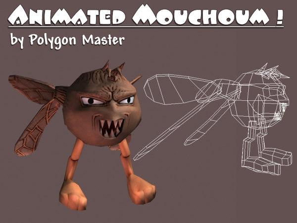 maya mouchoum s animation