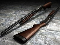 maya remington 870
