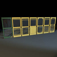 Screen Doors 01