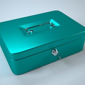 safe maxwell 3d model