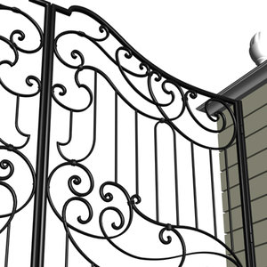 iron gate max