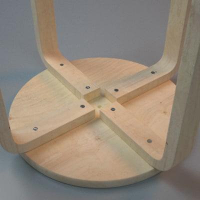 maya ikea stool