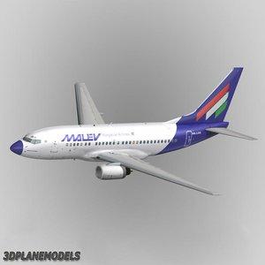 maya b737-600 malev hungarian airlines