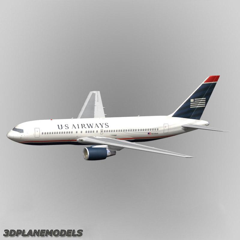 max b767-200 airways 767-200 767