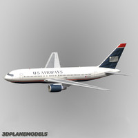 B767-200 US Airways