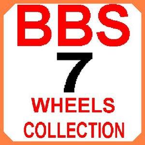 3d 7 bbs wheels model