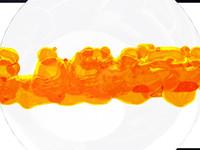 3d fluidic creative artform v1 model