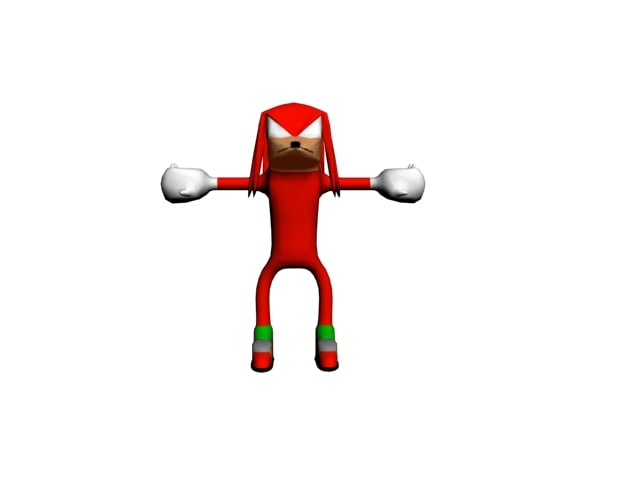 3d knuckles