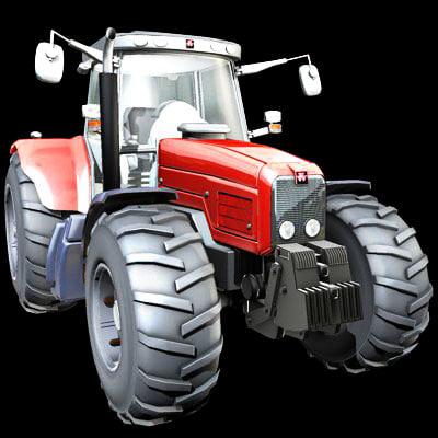 massey ferguson tractor max