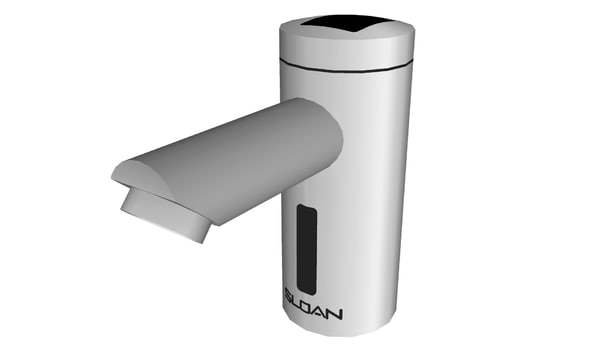 free sloan valve optima lino 3d model