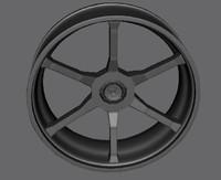 free rim ts 3d model