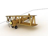 old war airplane
