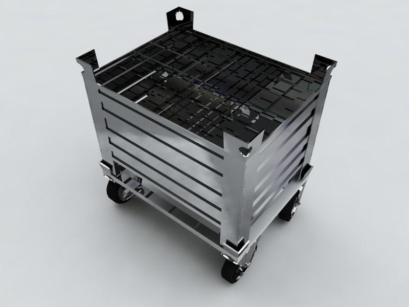3dsmax cart