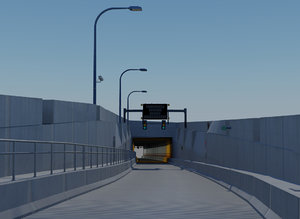 3ds max atlantic boston central artery