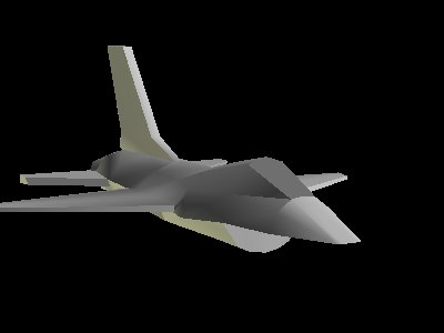 free 3ds model fighter jet